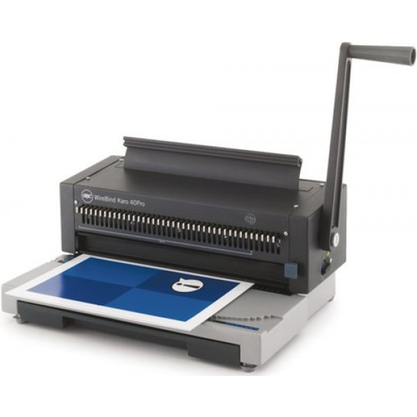 GBC Inbindmachine WireBind Karo 40PRO €797,00