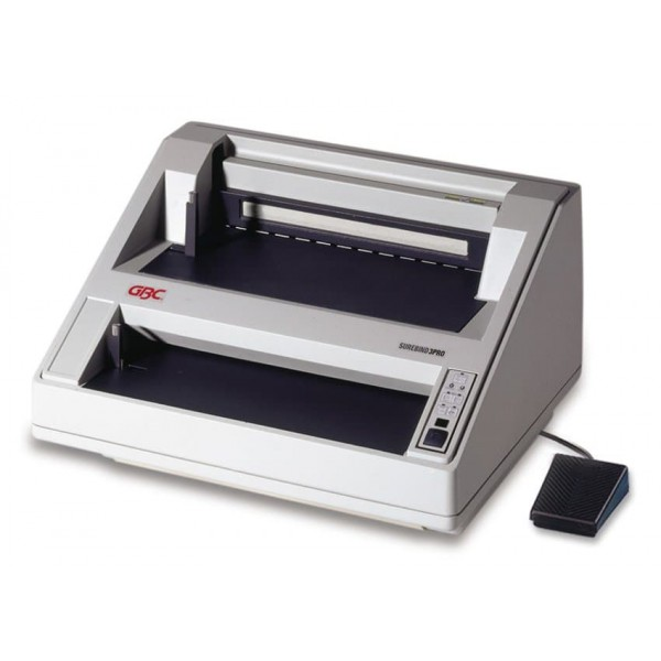 GBC SureBind 3 ponsmachine €3250,00