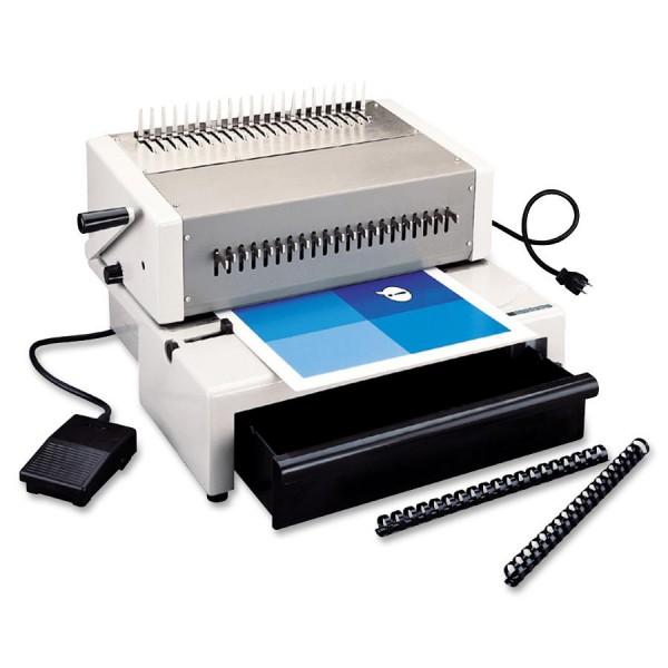 GBC C800 Pro –  Elektrische pons-inbindmachine €1399,00